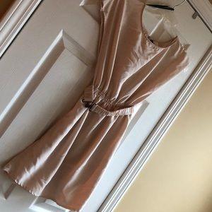 Mini Nude Dress Size 4